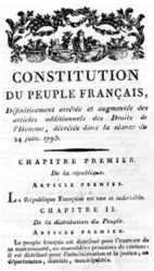 constitution 1793 copie